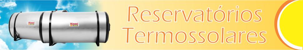 Reservatórios Termossolares