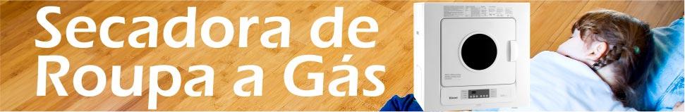 Secadora de Roupas a Gás