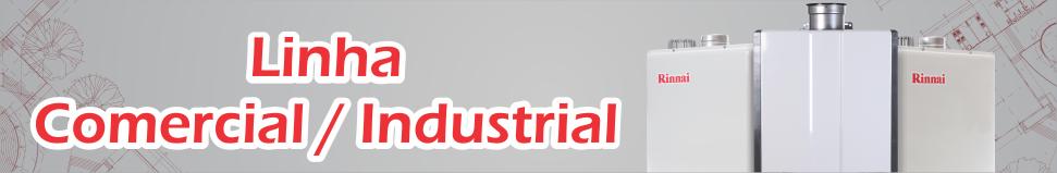 Linha Comercial / Industrial