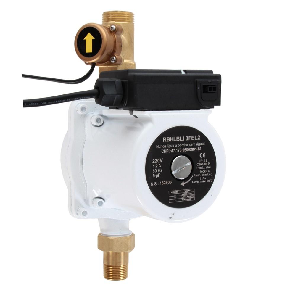 Pressurizador RL 260W (Recirculação de Água Quente)